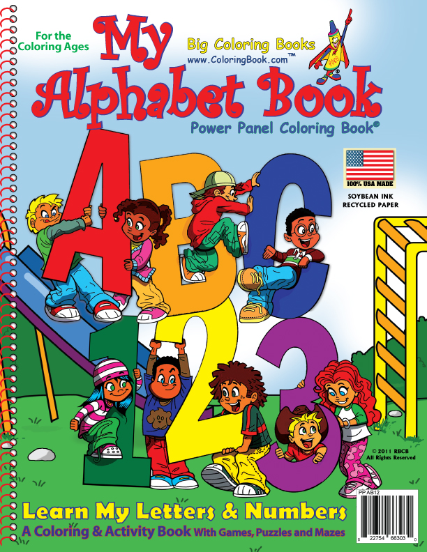 Coloring Pages Abc 123 Coloring Pages