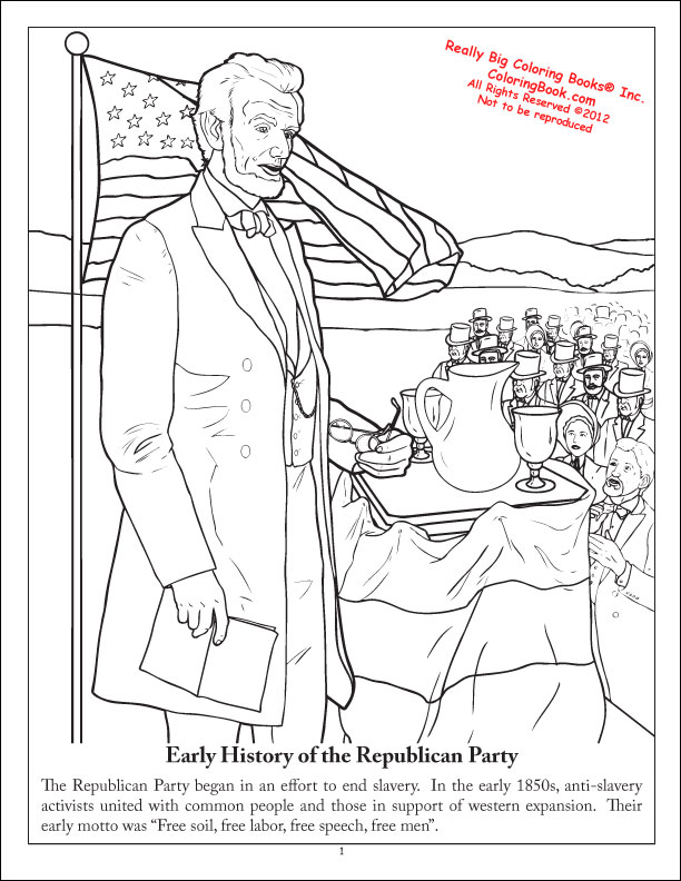 slavery coloring pages - photo#12