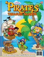 Pirates Coloring Book