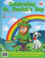 Celebrating St. Patrick's Day Coloring Book