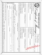 Fabulous Gay Marriage Certificate