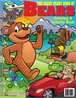 Beary Beary Book of Bears Coloring Book
