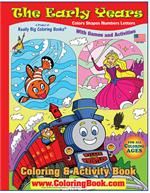 Early Years Big Coloring Book