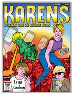 KARENS - A Coloring Book for Immature Adults