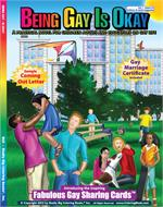 Gay Coloring Book Novel